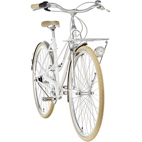 Creme Caferacer Solo Mujer, white